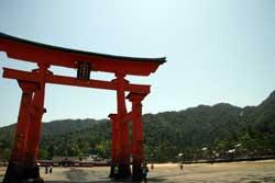 世界文化遺産 厳島神社