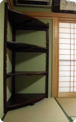 特注四段飾り棚