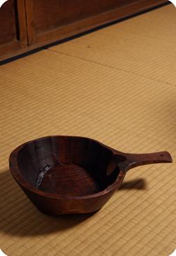 古民具の手桶