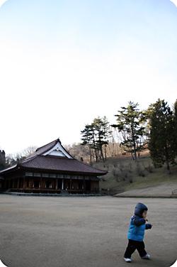 国宝・閑谷学校と一鴻