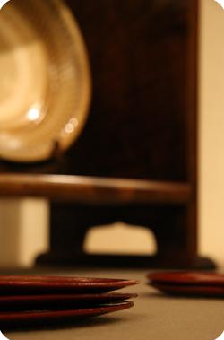天満屋岡山店別館くらしのギャラリー 松本行史 家具展