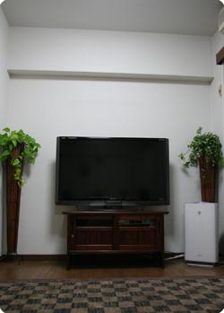 引き戸テレビ台