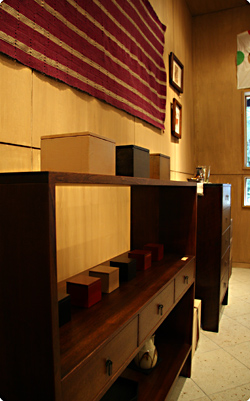 2010 松本行史 木工展in工藝風向