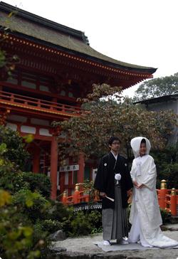 結婚式in上賀茂神社