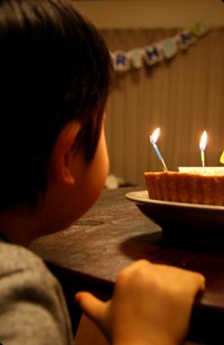 一鴻の誕生日