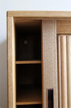 框と通気穴